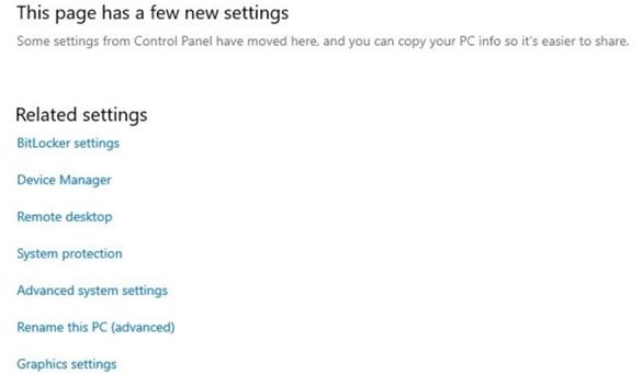 微软将大改win10的设置面板