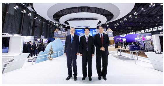 5G毫米波闪耀MWC上海:高通技术支持,一展生态新图景