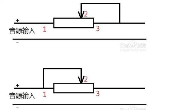 可調電阻103是多少歐_可調電阻三個腳怎么接