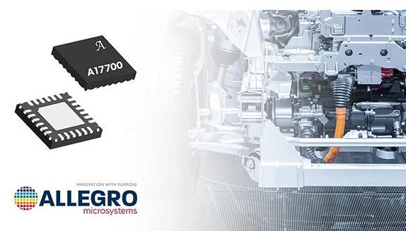 Allegro推出小巧封装尺寸的用于电阻性桥式压...
