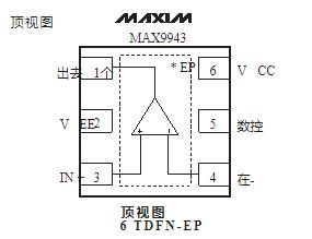 高压、低功耗运算放大器MAX994x的性能特点及应用