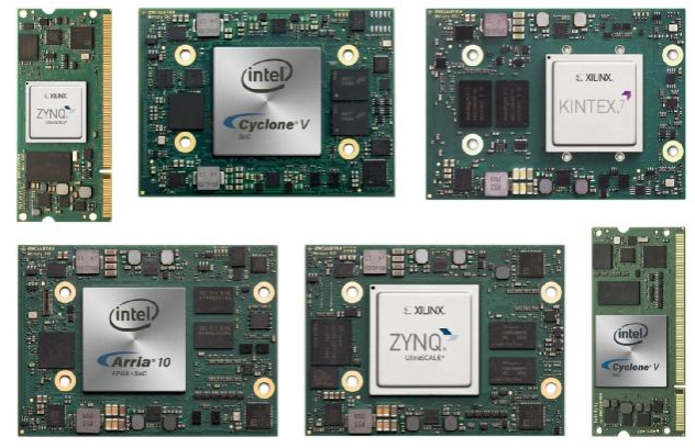 Enclustra瑞蘇盈科_極速開啟您的FPGA項目