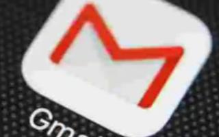 台式机上的Gmail最近做了些微调整