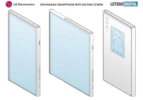 LG 否认搁置卷轴屏手机 Rollable 开发