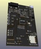 Kicad画的一块PCB