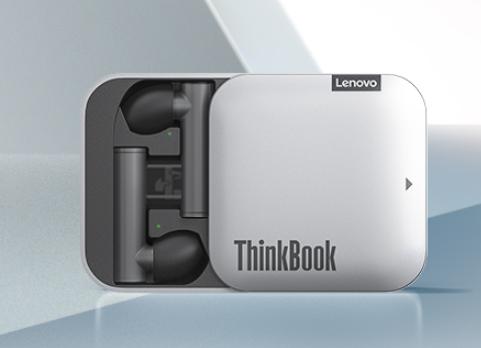 联想发布真无线蓝牙耳机ThinkBook Pods Pro