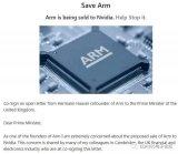高通、Google、微软表示反对英伟达收购Arm