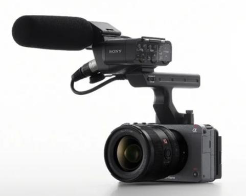 索尼發布史上最小電影攝像機FX3