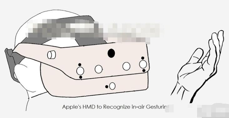 苹果MR头显新专利,与基站的本地无线串流模式