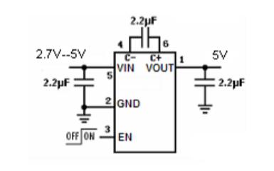 HU3031B开关电容倍压器的数据手册免费下载