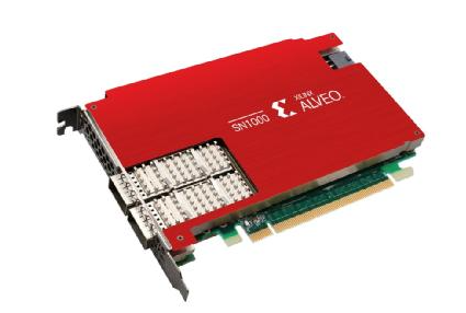 Xilinx推出軟件定義、硬件加速型Alveo SmartNIC,掀起現代數據中心革命