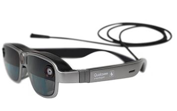 高通推出驍龍XR1 AR智能眼鏡參考設計,推動AR產業發展