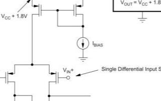 单电源运算放大器的设计及应用方案