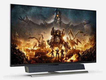 飞利浦发布新款55寸巨屏显示器Momentum
