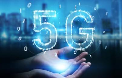 2020年中国5G连接数占全球87%
