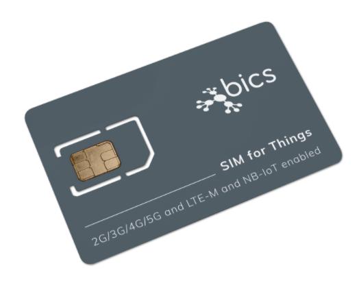 BICS为全球物联网设备增加5G跨境连接