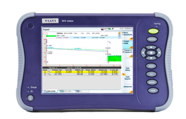 VIAVI MTS6000光时域反射仪OTDR的特点优势及应用范围
