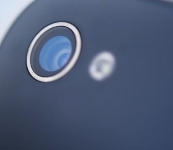 中兴向外界展出第二代屏下摄像头技术方案