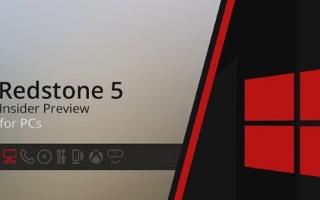 Win10 RS5快速预览版更新17677更新内容
