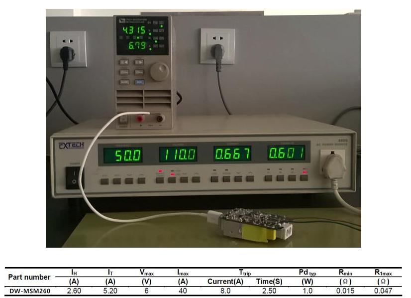 一款快速充电器的输出过流保护方案
