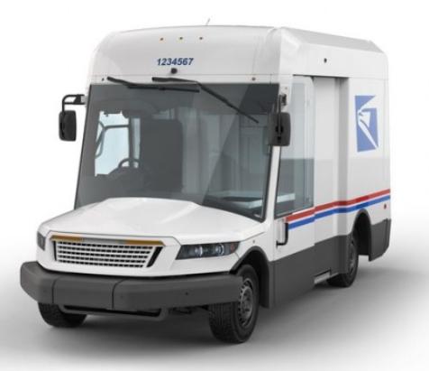 USPS将推可安装汽油和电动系统的卡车