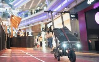首款二合一货运电动踏板车在Indiegogo上发布