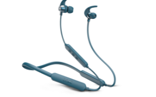 boAt已在印度推出了一对新的颈带式无线耳机