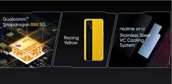 "Realme GT智能手机系列是""双平台双旗舰""战略的一部分"