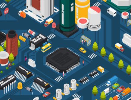 全球芯片短缺导致半导体库存价值暴增