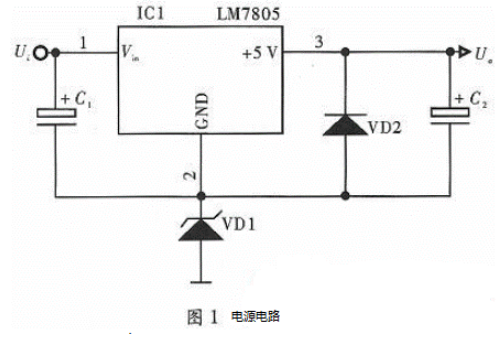 基于AT24C02的太阳能路灯电路设计实例