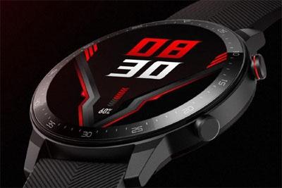 红魔首款智能手表  首创足球运动模式