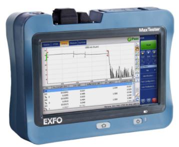 MaxTester 710B光時域反射儀的主要性能及應用