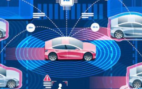 在5G通信网络的支持下,车联网将越来越智能
