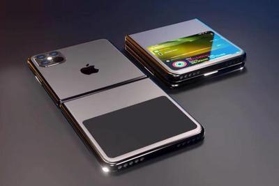 苹果有望在2023年推出7.5到8寸的折叠iPhone