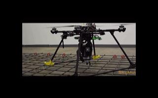 世界首个自动绑扎钢筋的空中机器人可以飞行和捆扎钢筋