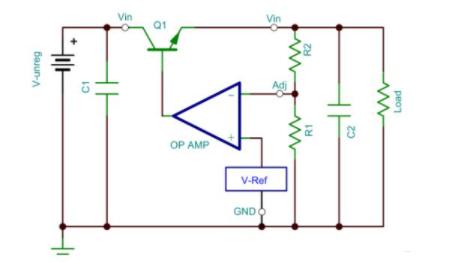 10款常见的稳压电源器件解析