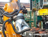 库卡Nordic重载型机器人方案