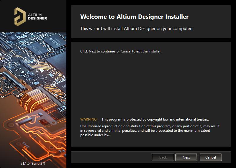Altium Designer21中文破解版