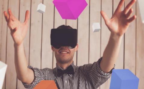 VR正在上演一場大戲