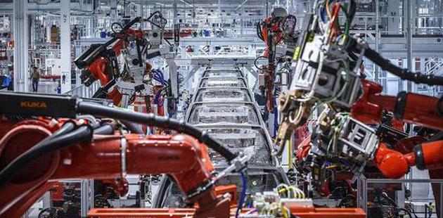 智能工厂,造车新势力的终极梦想