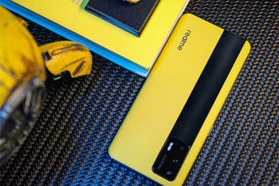 realme将发布的真我GT 5G旗舰手机  由杨幂代言