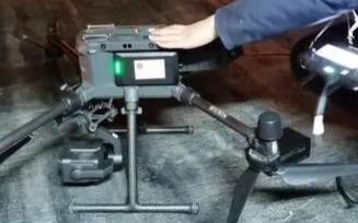 热成像识别+30倍变焦镜头取证,无人机联动巡查违规烟花燃放