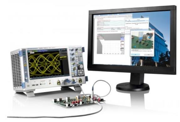 罗德与施瓦茨推出首款1000BASE-T1汽车以太网触发和解码解决方案
