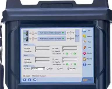 OTM2602千兆分组网络测试仪的主要性能及应用