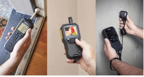 如何挑选水份测量仪,全球红外热像仪领导者FLIR为您指点迷津