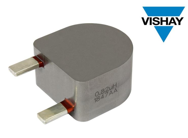 Vishay推出飽和電流高達420 Amp的新款汽車級插件電感器