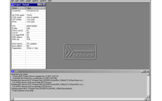 單機Flash編程軟件用戶指南