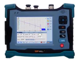 FTS510 OTDR PON OTDR增强型光时域反射计的功能及应用范围