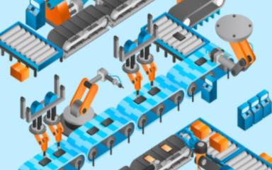 AGV机器人的驱动原理与三种管理系统