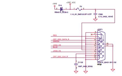 联想G585笔记本的电路原理图免费下载